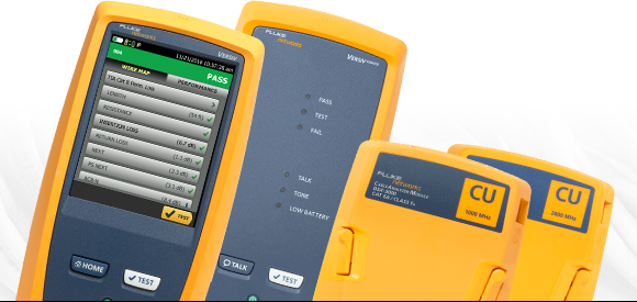 Fluke Networks Introduces the DSX-8000 CableAnalyzer ...